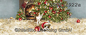 Dona Gelsinger, CHRISTMAS ANIMALS, WEIHNACHTEN TIERE, NAVIDAD ANIMALES, paintings+++++,USGE1922A,#xa#,cat,fireplace