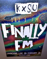KXSU 102.1 FM Finally FM Launch Party