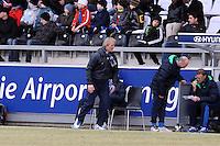 Trainer Jörn Andersen (KSC)