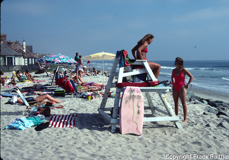 lifeguards at St. Malo in Carlsbad and Oceanside