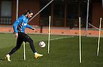 Bilel Mohsni dribbling through the poles