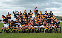 121018 Rugby - Wellington Development Team Photo