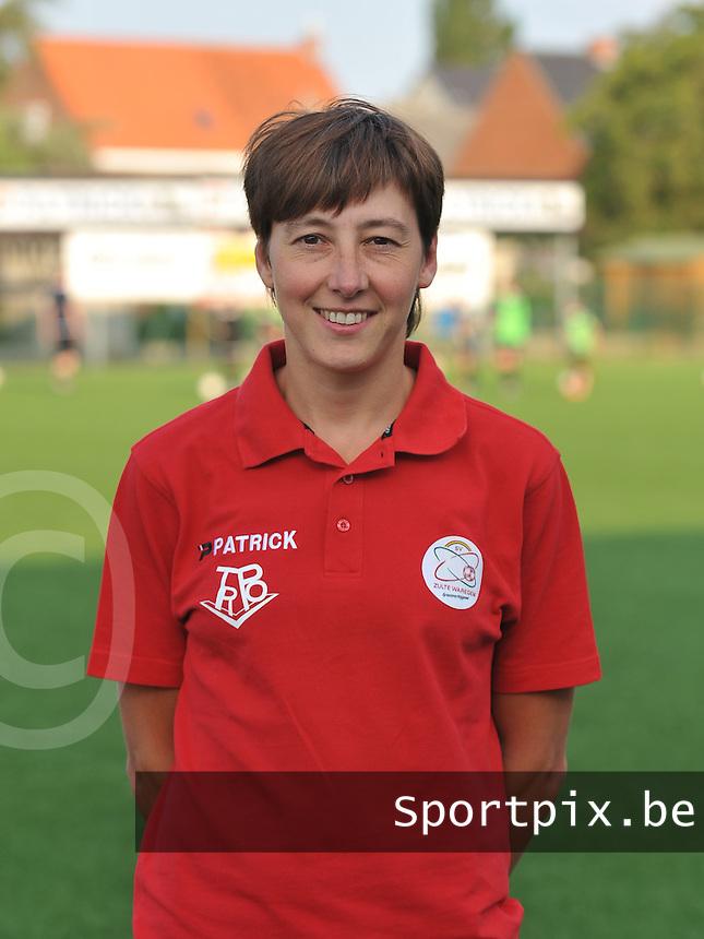 SV Dames Zulte Waregem : Sarina Heirbaut.foto DAVID CATRY / Vrouwenteam.be