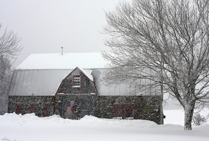 Old Stone Barn, Bar Harbor #L44