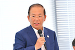 Toshiro Muto, <br /> MAY 22, 2017 : Mascot Selection Panel for The Tokyo Organising Committee of the Olympic and Paralympic Games holds its 1st meeeting in Tokyo, Japan. (Photo by AFLO)