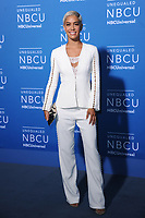 www.acepixs.com<br /> May 15, 2017  New York City<br /> <br /> Sibley Scoles attending the 2017 NBCUniversal Upfront at Radio City Music Hall on May 15, 2017 in New York City.<br /> <br /> Credit: Kristin Callahan/ACE Pictures<br /> <br /> <br /> Tel: 646 769 0430<br /> Email: info@acepixs.com