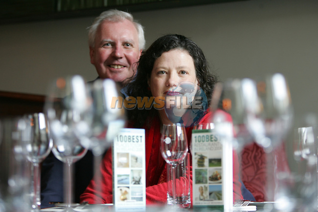 Launching the New Bridgestone Guide for 2008..see enclosed Press release..Photo: Newsfile/Fran Caffrey.