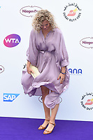 Katerina Siniakova at the Women's Tennis Association 's (WTA) Tennis on The Thames evening reception at OXO2, London, UK. <br /> 28 June  2018<br /> Picture: Steve Vas/Featureflash/SilverHub 0208 004 5359 sales@silverhubmedia.com