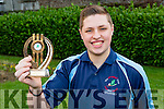 Broghan Edmonds from the Killarney No Name club who has reached the final on the All Ireland Host of the Year final which will be held in Kilkenny on the 23rd April