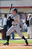 February 20, 2009:  Pitcher/Outfielder Elliot Glynn (21) of the University of Connecticut during the Big East-Big Ten Challenge at Jack Russell Stadium in Clearwater, FL.  Photo by:  Mike Janes/Four Seam Images