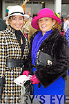 Pictured at Listowel Races, Ladies Day on Friday from left: Therese Conway (Castleconnell, Limerick), Tess Conway (Castleconnell, Limerick).