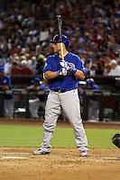 Miguel Montero - 2016 Chicago Cubs (Bill Mitchell)