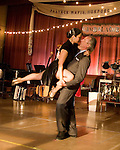 Jorge Niedas & Liz Sung. [Photo by Karen Kring] Cambalache, the story of Joe and his mysterious second-hand shop, is a tango theater show created, written and choreographed by Jorge Niedas & Liz Sung. Filled with music, dance, laughter and storytelling, the show includes performances by Niedas, Sung, other members of Tango 21 Dance Theater, Chicago Tango Jam and vocals by Rose Cuccione.
