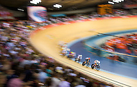London 2012 Olympic Games - Track Cycling - 6th August 2012