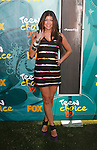 UNIVERSAL CITY, CA. - August 09: Actress/singer Fergie of the Black Eyed p\Peas arrives at the Teen Choice Awards 2009 held at the Gibson Amphitheatre on August 9, 2009 in Universal City, California.
