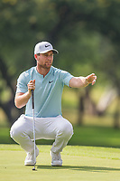 Lucas Bjerregaard (DEN) during the 1st round of the BMW SA Open hosted by the City of Ekurhulemi, Gauteng, South Africa. 12/01/2017<br /> Picture: Golffile | Tyrone Winfield<br /> <br /> <br /> All photo usage must carry mandatory copyright credit (&copy; Golffile | Tyrone Winfield)