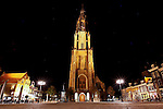 A Catholic Church in Delft, Holland