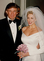 Donald Trump Marla Maples 1993<br /> Photo By John Barrett-PHOTOlink.net / MediaPunch