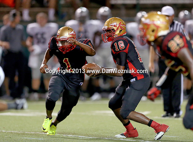 2013 High School Football - Arlington Martin vs. Grand Prairie