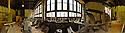01/03/03 - THIERS - PUY DE DOME - FRANCE - Le rouet LYONNAIS dans la Vallee des Rouets - Photo Jerome CHABANNE