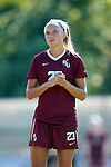 15 October 2016: Florida State's Emma Koivisto. The North Carolina State University Wolfpack hosted the Florida State University Seminoles at Dail Soccer Field in Raleigh, North Carolina in a 2016 NCAA Division I Women's Soccer match. FSU won the game 1-0.