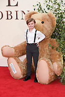 Will Tilston at the World Premiere of &quot;Goodbye Christopher Robin&quot; at the Odeon Leicester Square, London, UK. <br /> 20 September  2017<br /> Picture: Steve Vas/Featureflash/SilverHub 0208 004 5359 sales@silverhubmedia.com