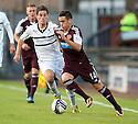 Raith Rovers FC v Heart of Midlothian FC 27th Aug 2013