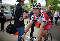 Joaquim Rodriguez (ESP/Katusha) post-race<br /> <br /> La Flèche Wallonne 2014