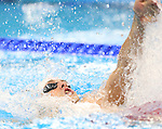 Rio de Janeiro-11/9/2016- Canadian swimmer  Issac Bouckley competes in the men's 200m IM  finals at the Olympic Aquatic Centre during the 2016 Paralympic Games in Rio. Photo Scott Grant/Canadian Paralympic Committee