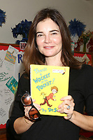 LOS ANGELES - MAR 1:  Betsy Brandt at the Read Across America Event at the Ardella B. Tibby K – 8 School on March 1, 2019 in Compton, CA