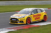 2019 British Touring Car Championship. Round 1. #3 Tom Chilton. Team Shredded Wheat Racing with Gallagher. Ford Focus RS.