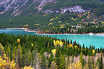 BARRIER LAKE IN KANANASKIS COUNTRY, CANADIAN ROCKY MOUNTAINS, ALBERTA, CANADA