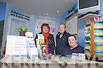 Ballybunion Tourist office is seeking volunteers for this years summer season. Pictured were: Joanne Kelly Walsh, Michael Carr and Helen Barry.
