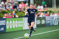 Allston, MA - Sunday July 17, 2016: Catherine Zimmerman during a regular season National Women's Soccer League (NWSL) match between the Boston Breakers and Sky Blue FC at Jordan Field.