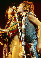 Faces performing in 1973.  Credit: Ian Dickson/MediaPunch