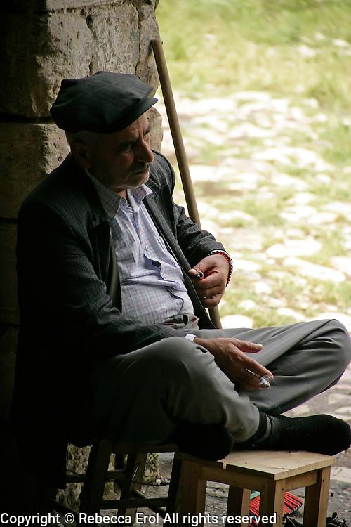 Turkish man in Adiyaman, Turkey
