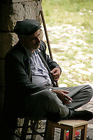 Turkish man in Adiyaman, Turkey