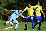 NELSON, NEW ZEALAND - APRIL 19: MPL - Nelson Suburbs v Cashmere Tech. 19 April 2019 in Nelson, New Zealand. (Photo by Chris Symes/Shuttersport Limited)