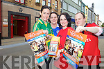 Tralee Credit Union is calling on companies, groups and individuals to join them in supporting GOAL's Jersey Day on Friday 7th of October by wearing their favourite jersey and making a donation to their Horn of Africa appeal. Pictured from l-r were: Katrina Price, Orla O'Shea, Suzanne Ennis and Stephen Corner from Tralee CU.