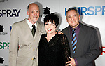 Liza Minnelli with Neil Meron & Craig Zadan<br />