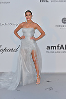 ANTIBES, FRANCE. May 23, 2019: Olivia Culpo at amfAR's Gala Cannes event at the Hotel du Cap d'Antibes.<br /> Picture: Paul Smith / Featureflash