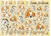 Alfredo, DECOUPAGE, paintings(BRTOD1488CP,#DP#) illustrations, pinturas