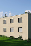 Architekturfotos für Bargetze und Partner in Triesen, MFH-Reschweg, Schaan. Fotos: Paul Trummer