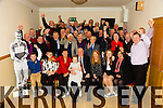 Denis O Sullivan from laurel court Celebrating his 70th Birthday with family and friends  at Kerins O Rahillys on Saturday