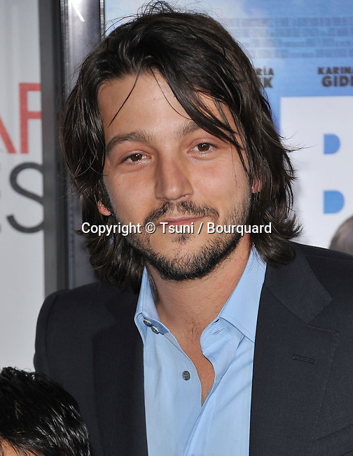 Diego Luna - Abel- AFI Premiere at the Chinese Theatre In Los Angeles.