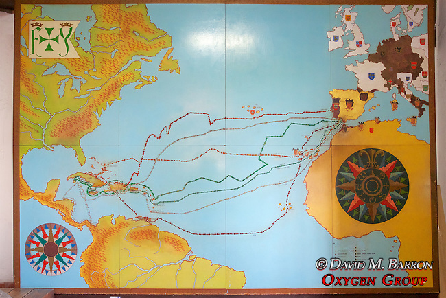 Map Of Trips, Museum Of The Royal Houses