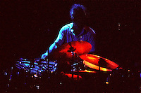 Bill Kruetzmann performing at The Grateful Dead Concert at William and Mary College Hall 15 April 1978