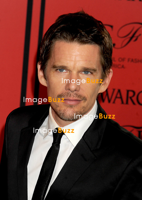 Ethan Hawke at the 2013 CFDA Fashion Awards.<br /> New York City, June 3, 2013.