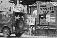 - Friuli, due mesi dopo il terremoto del maggio 1976....- Friuli, two months after the earthquake of May 1976....