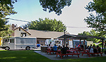 A photograph taken during Sizzling Saturdays Food Truck event in Sparks on Saturday, July 20, 2019.